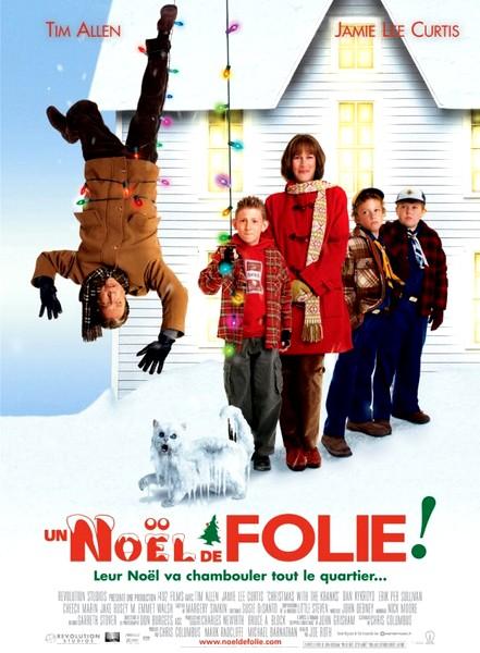 affiche du film Un Noël de folie !