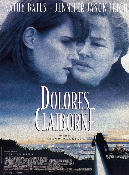 affiche du film Dolores Claiborne