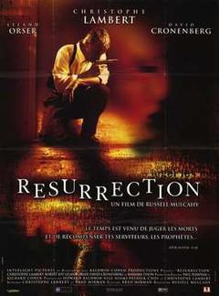 affiche du film Résurrection