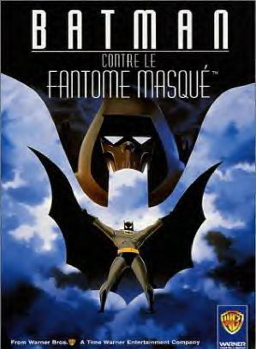 affiche du film Batman contre le fantôme masqué