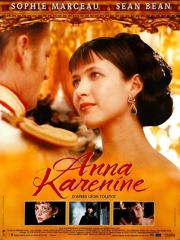 affiche du film Anna Karénine (1997)