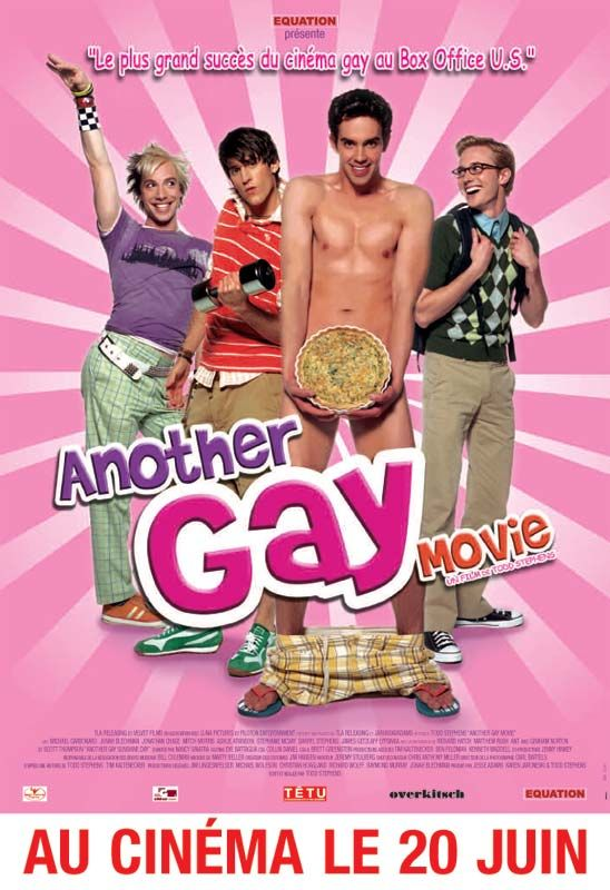 affiche du film Another Gay Movie