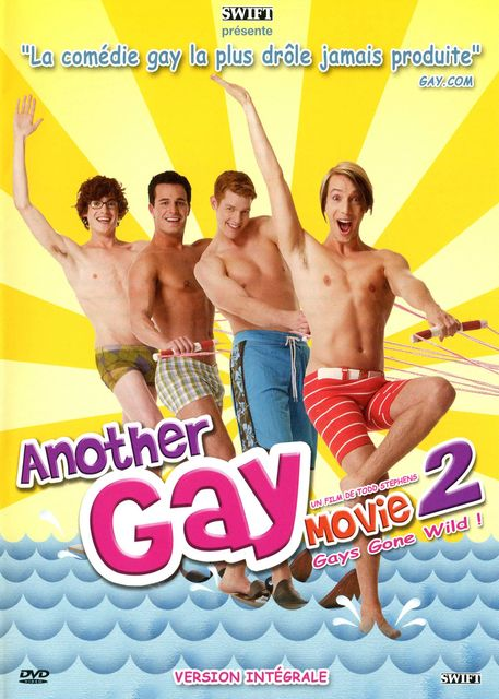 affiche du film Another Gay Movie 2