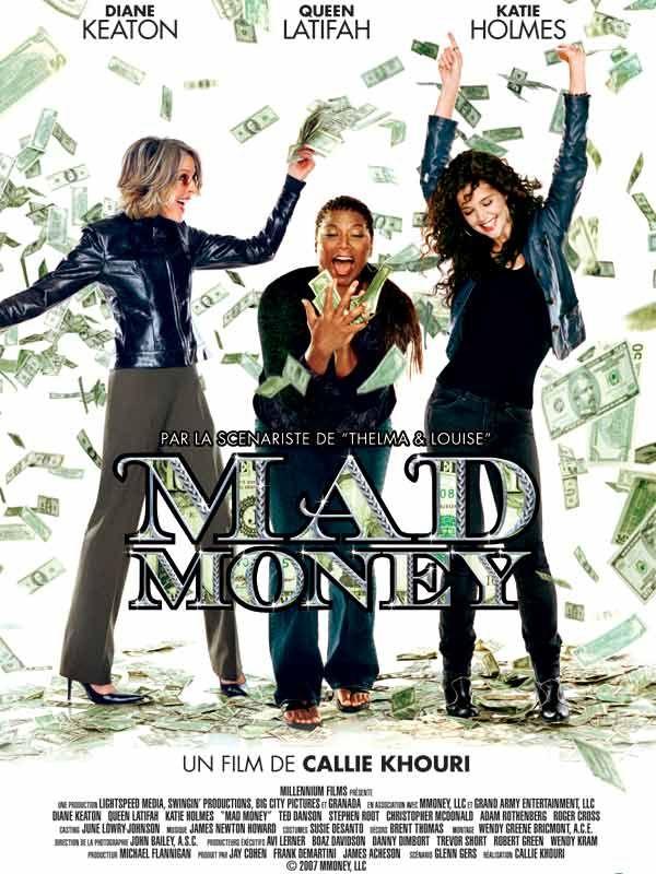 affiche du film Mad Money