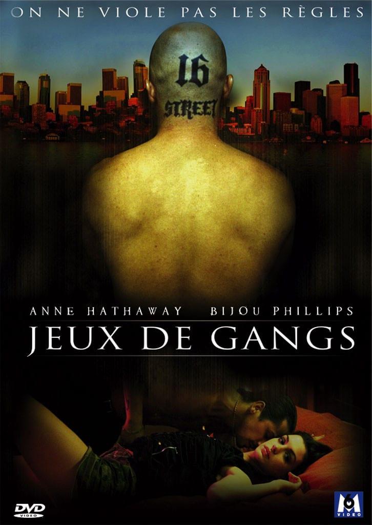 affiche du film Jeux de gangs