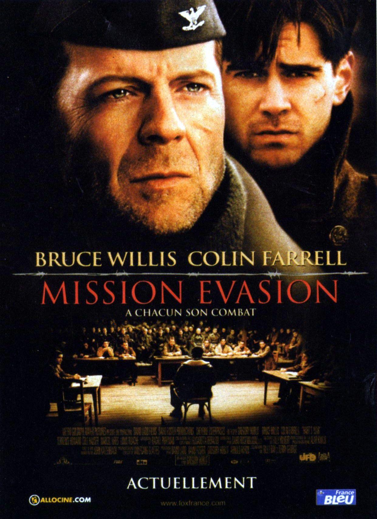 affiche du film Mission évasion