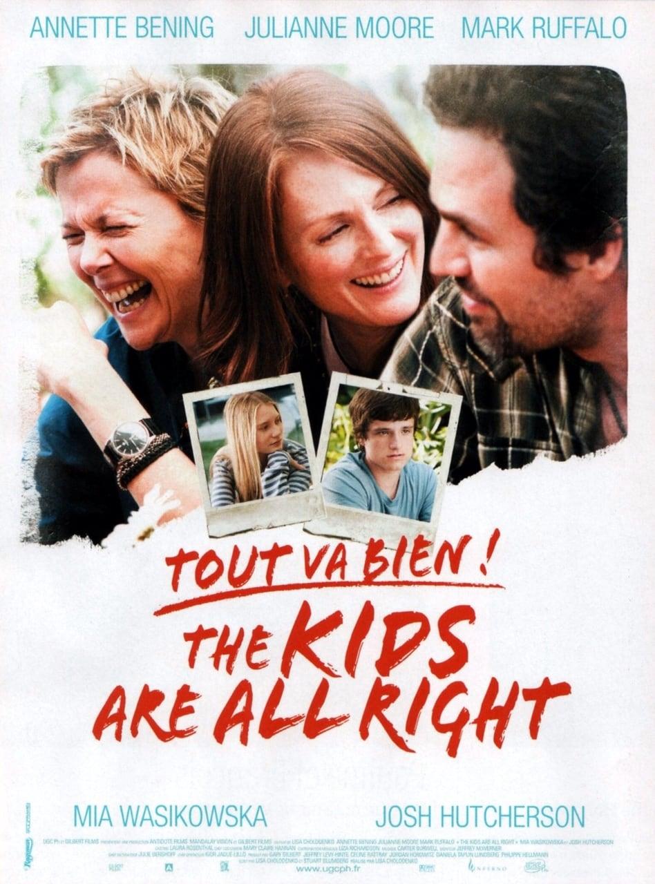 affiche du film Tout va bien ! The Kids Are All Right