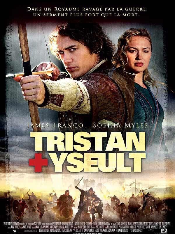 affiche du film Tristan & Yseult