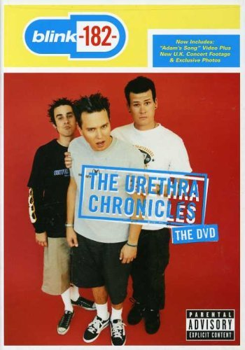affiche du film Blink 182: The Urethra Chronicles