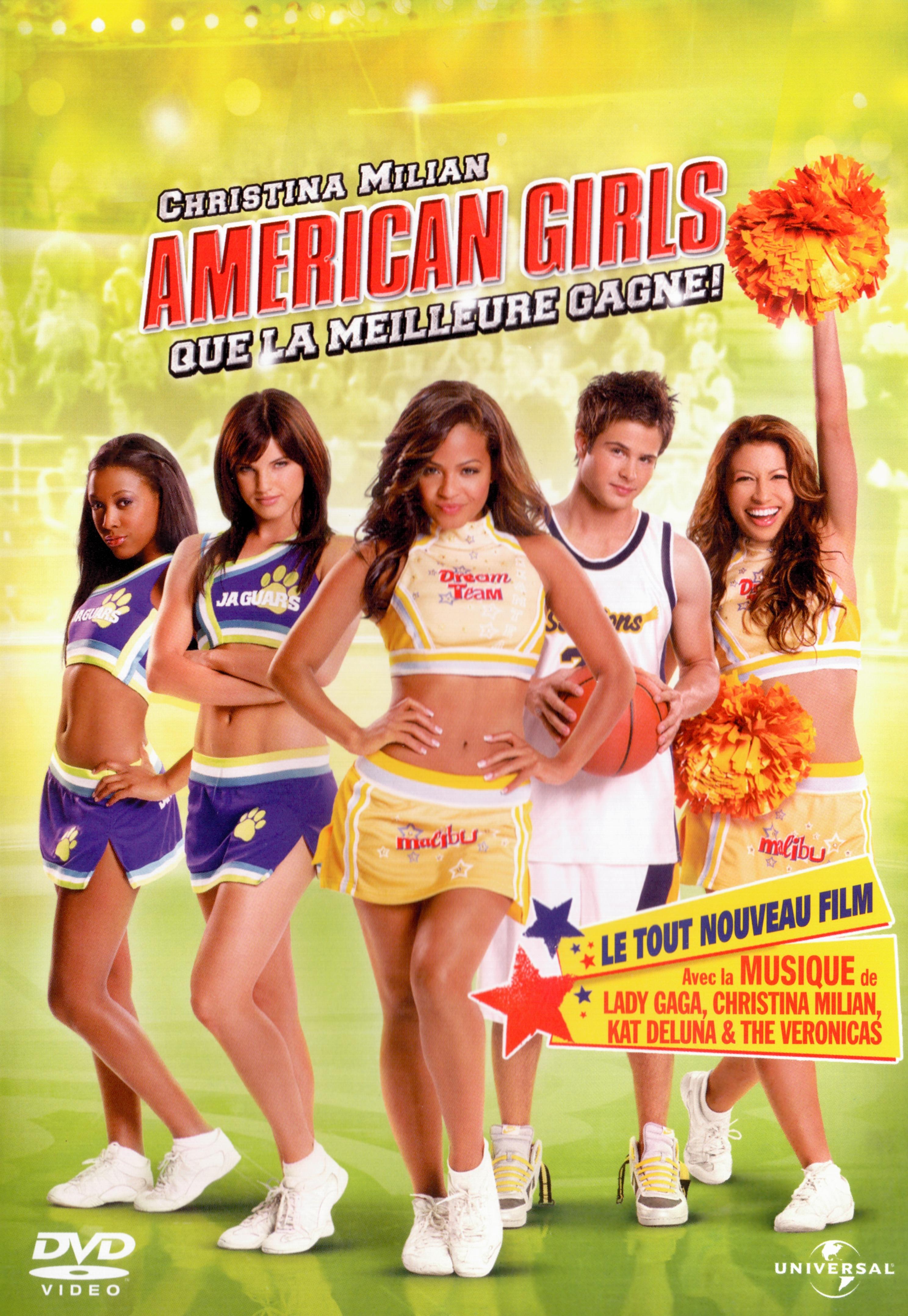 affiche du film American Girls 5: Que la meilleure gagne !