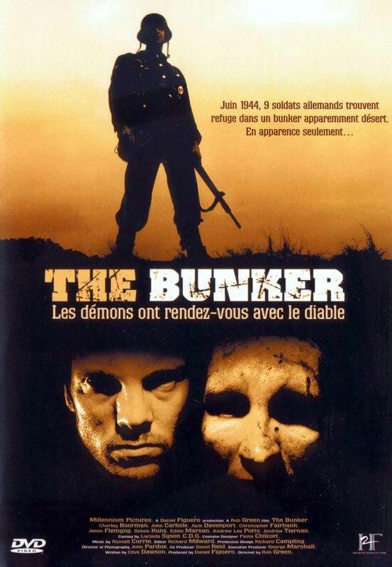 affiche du film The Bunker
