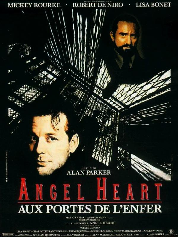 affiche du film Angel Heart : Aux portes de l'enfer