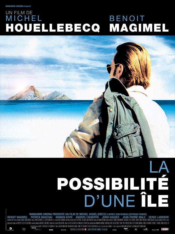 affiche du film La Possibilité d'une île