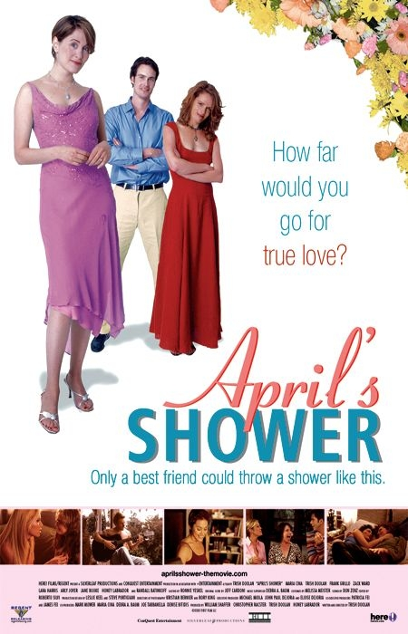 affiche du film April's Shower