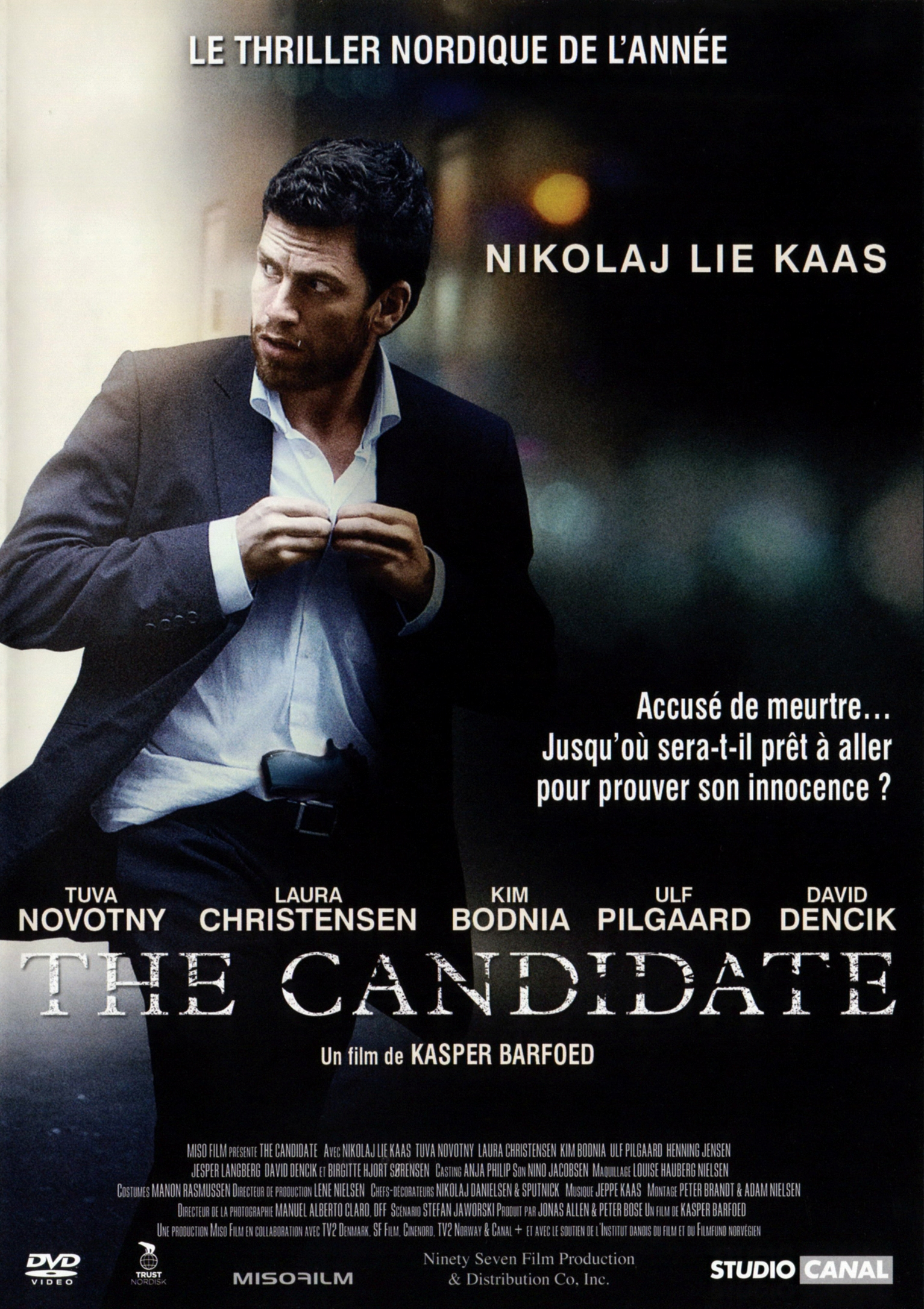 affiche du film The Candidate