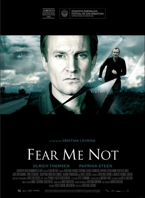 affiche du film Fear Me Not