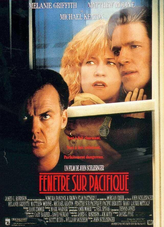 affiche du film Fenêtre sur Pacifique