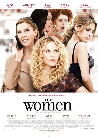 affiche du film The Women