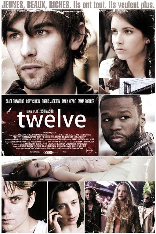 affiche du film Twelve