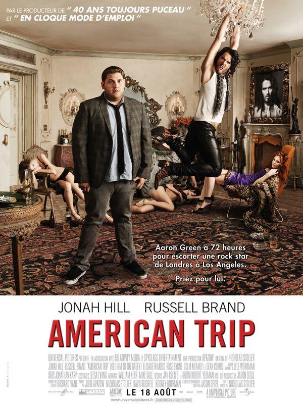 affiche du film American Trip