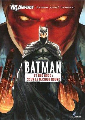 affiche du film Batman & Red Hood : Sous le masque rouge