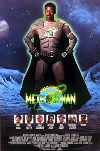 affiche du film Meteor Man