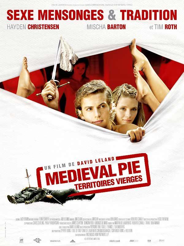 affiche du film Medieval Pie : Territoires vierges