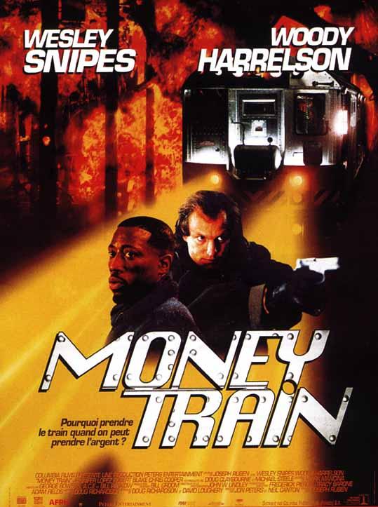 affiche du film Money Train