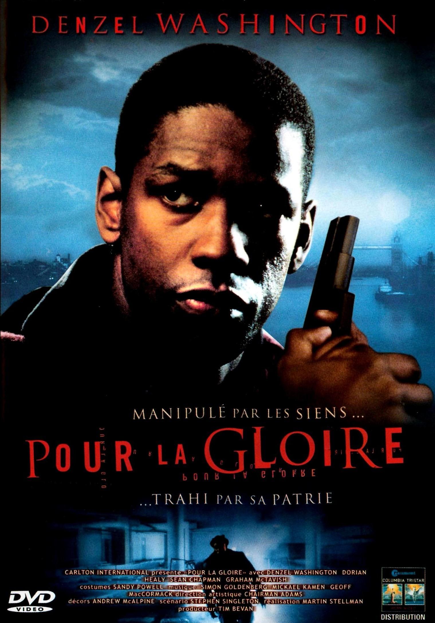 affiche du film Pour la gloire