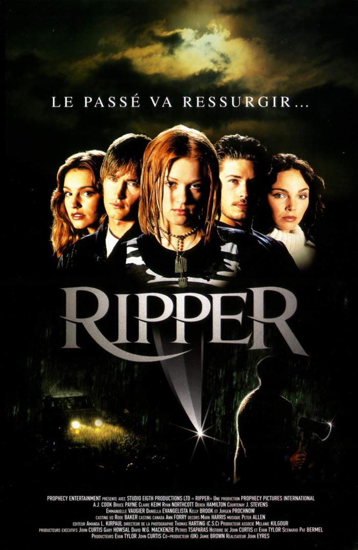 affiche du film Ripper
