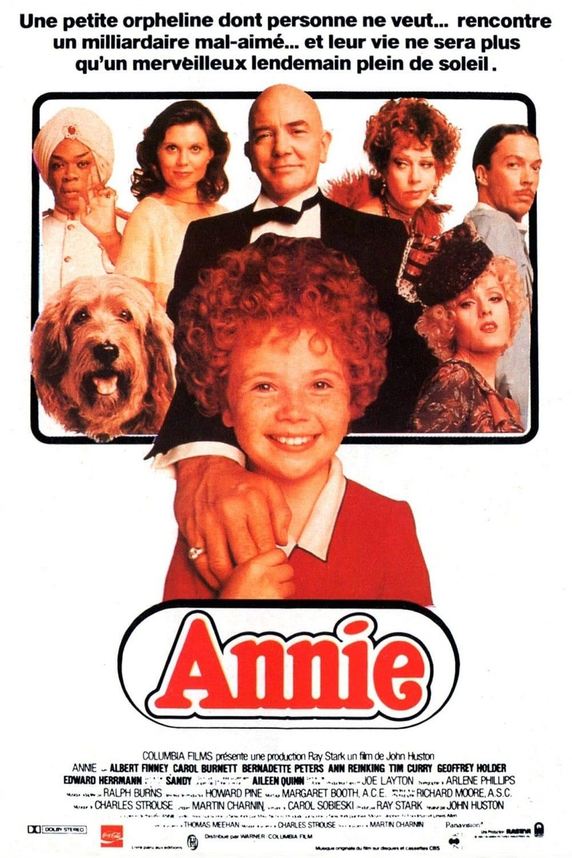 affiche du film Annie (1982)