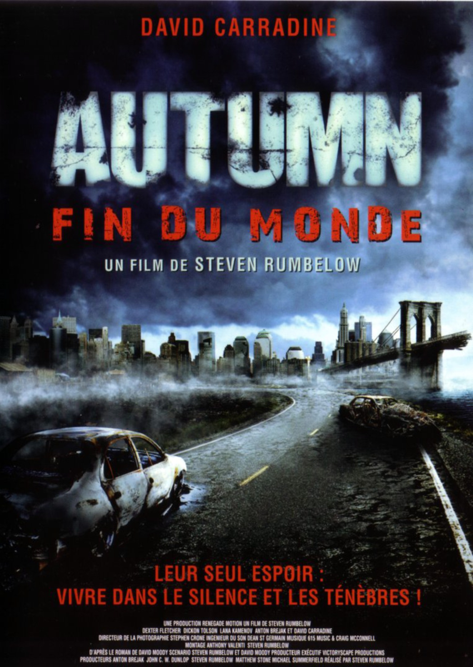 affiche du film Autumn - Fin du monde