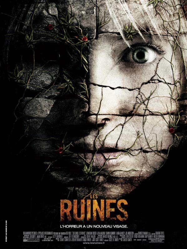 affiche du film Les ruines