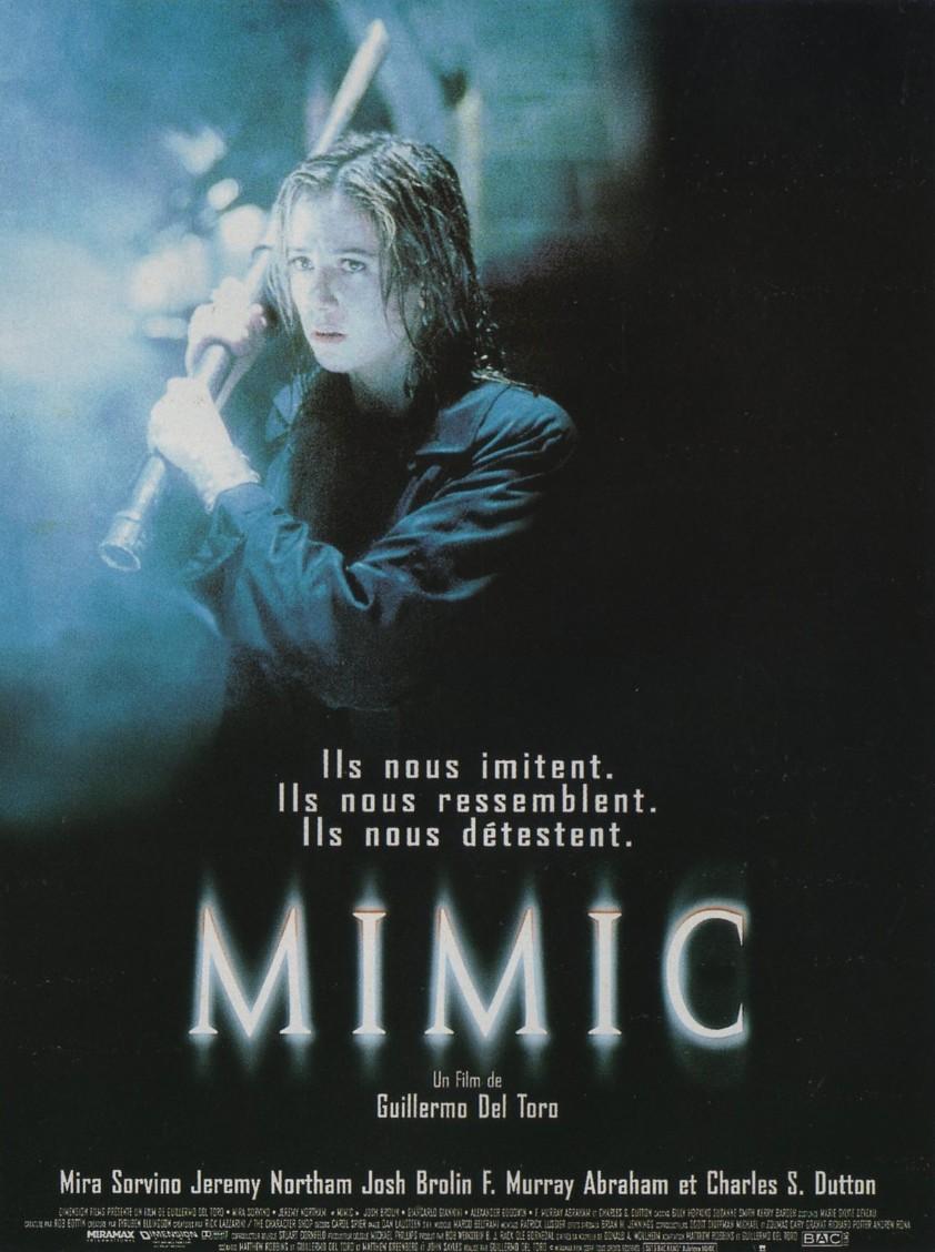 affiche du film Mimic