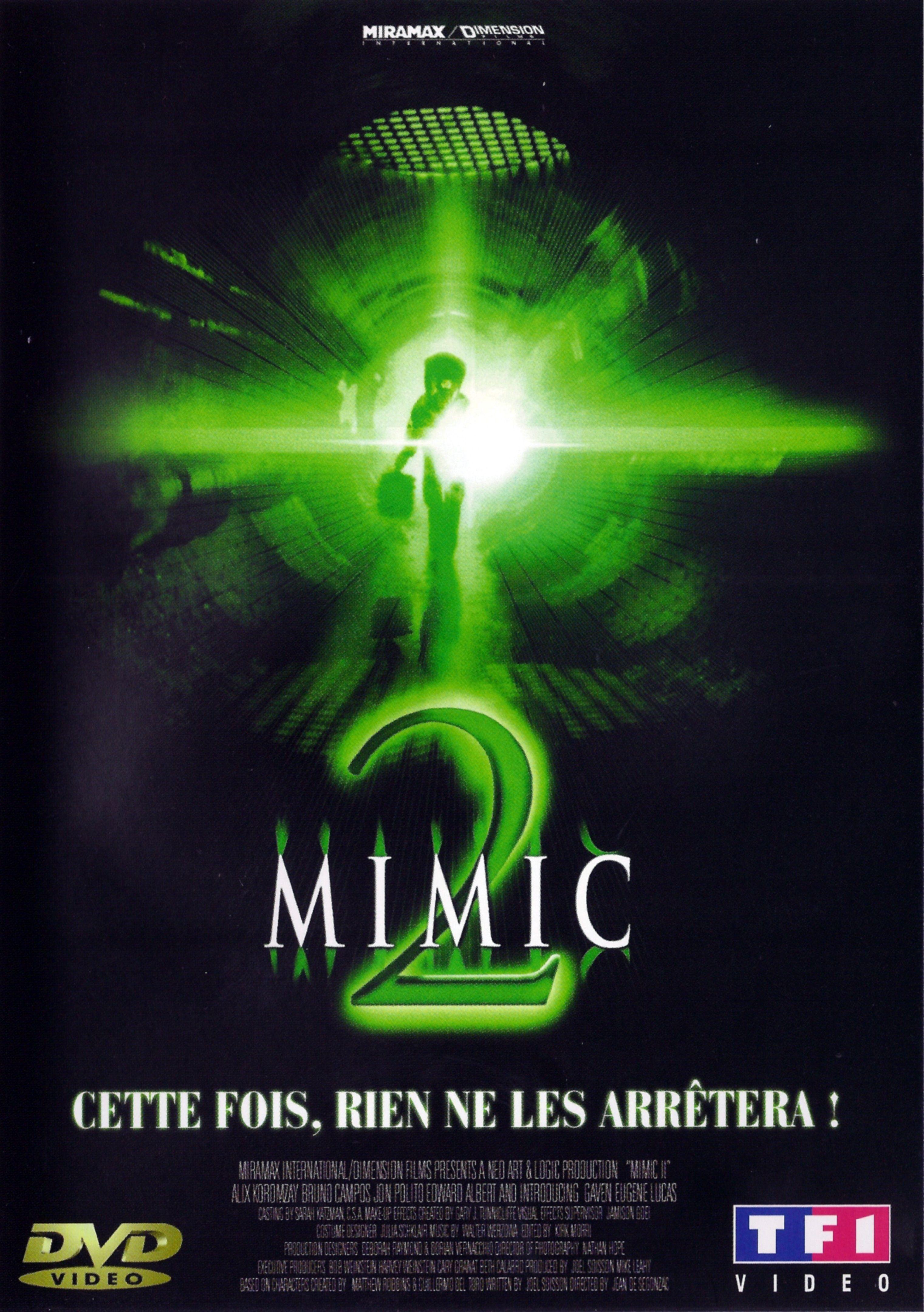 affiche du film Mimic 2