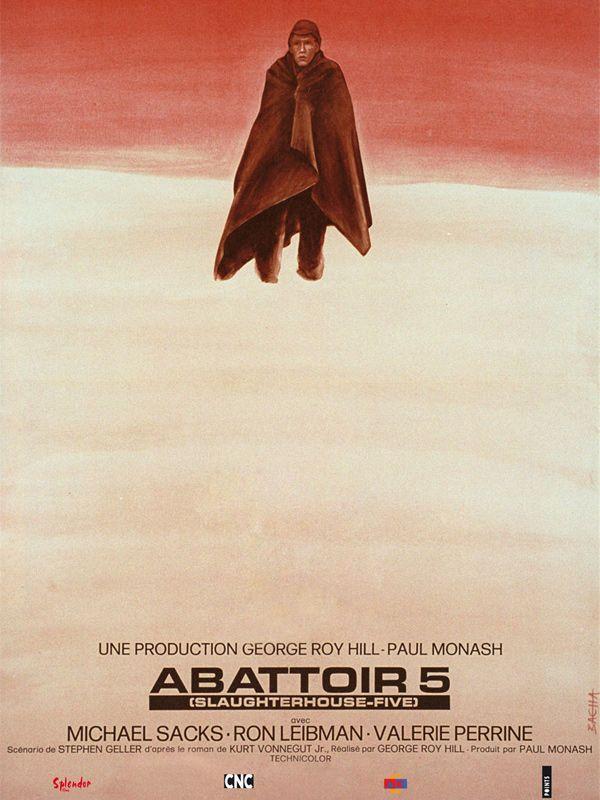 affiche du film Abattoir 5