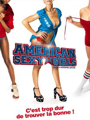 affiche du film American Sexy Girls