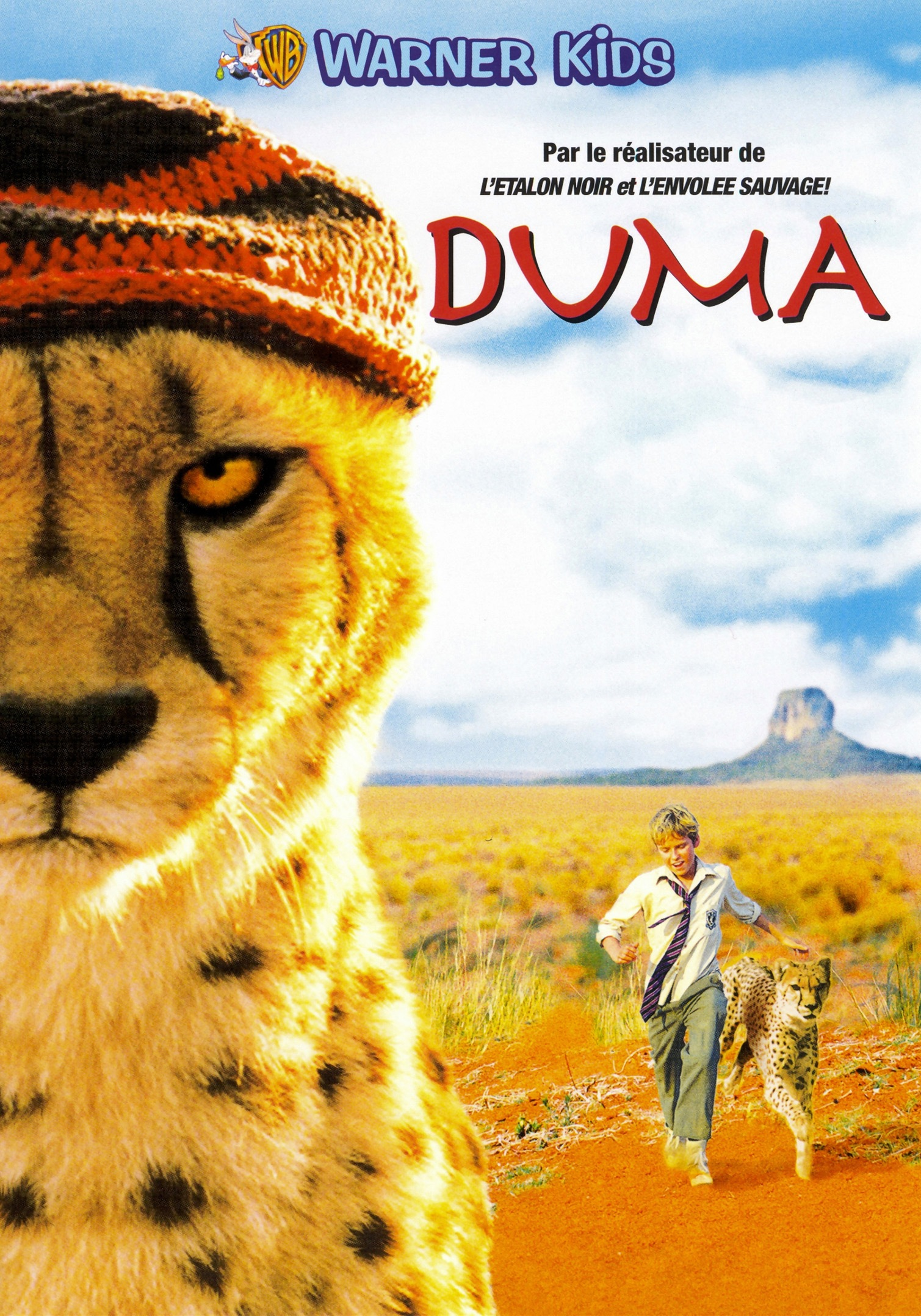 affiche du film Duma
