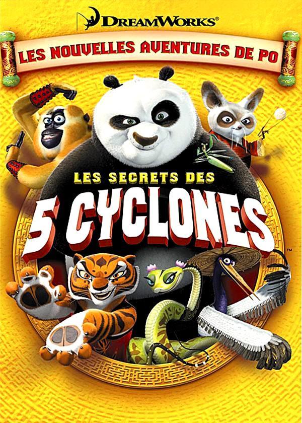 affiche du film Les secrets des cinq cyclones