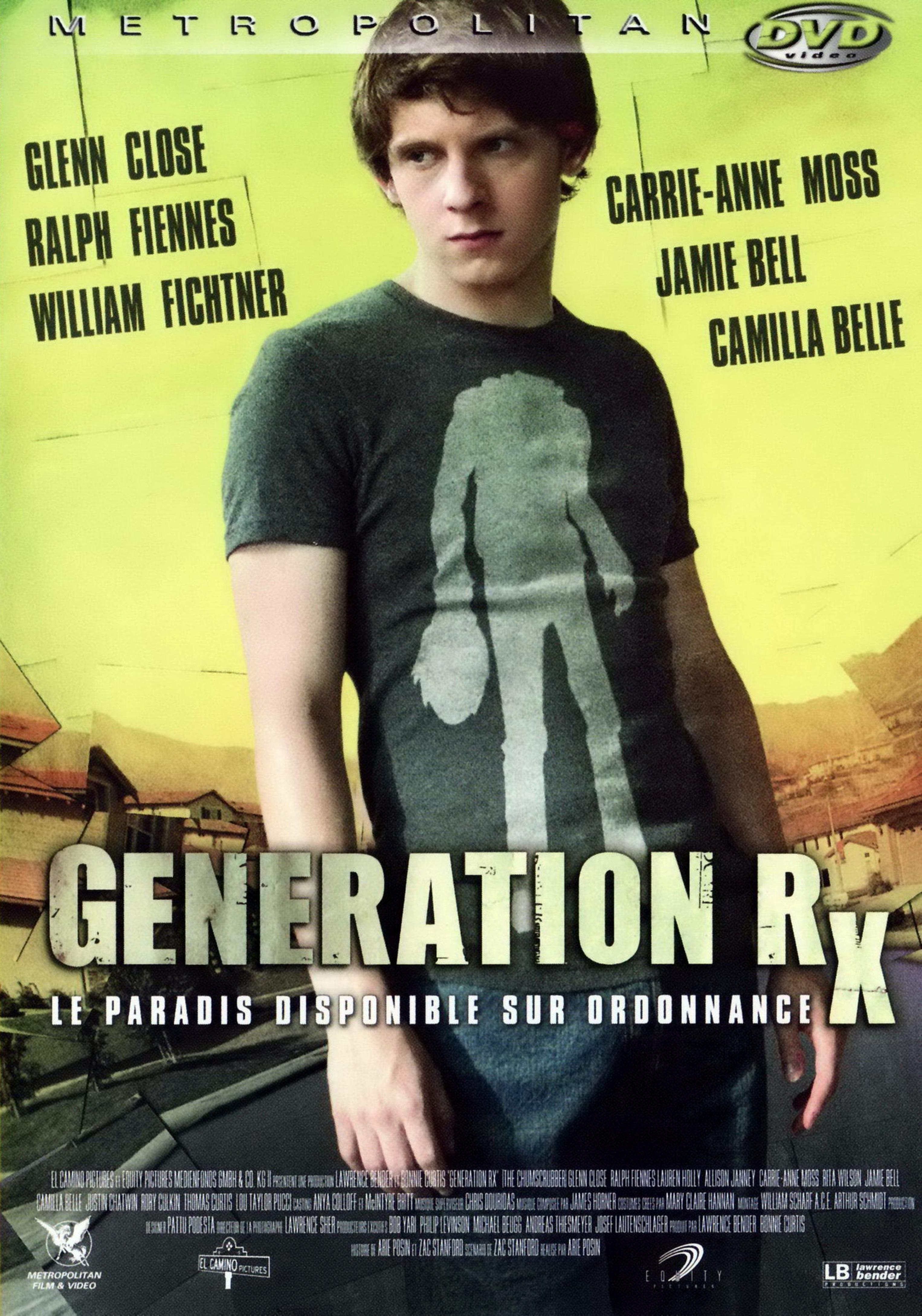 affiche du film Génération Rx