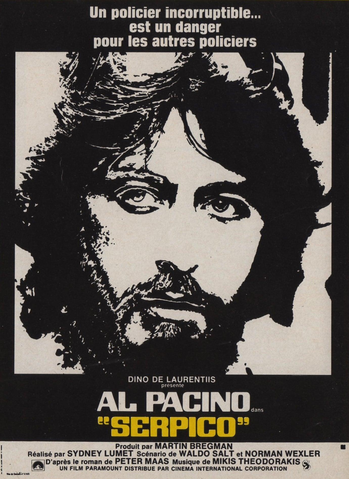 affiche du film Serpico