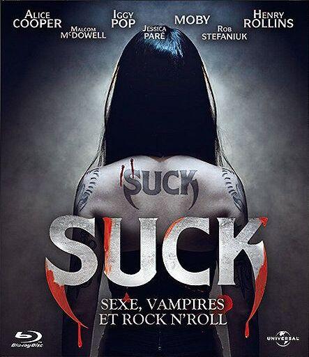 affiche du film Suck
