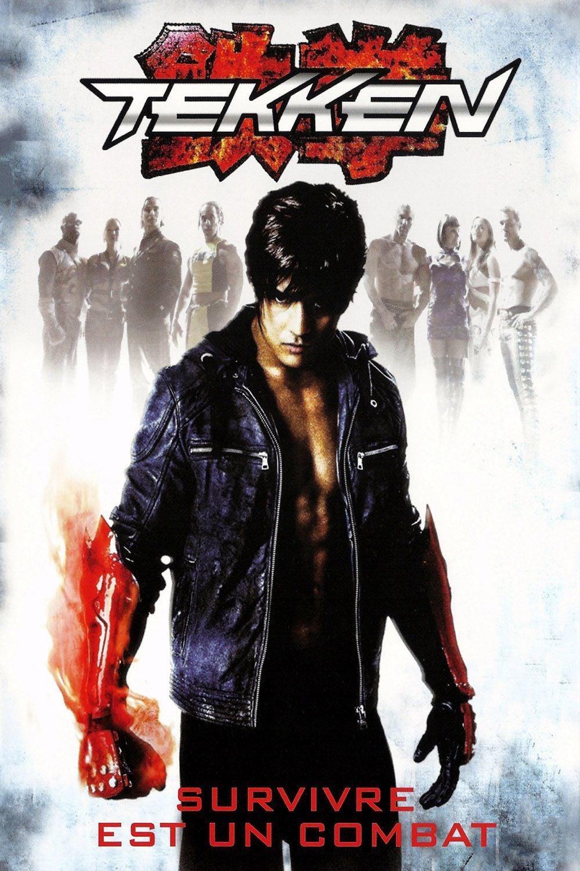 affiche du film Tekken