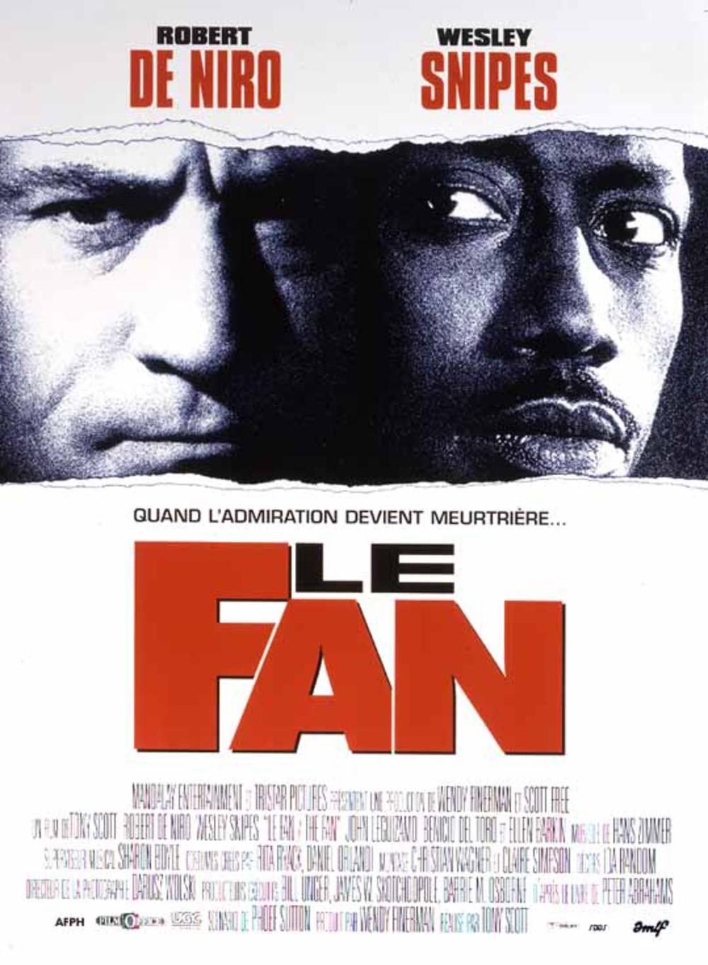 affiche du film Le Fan