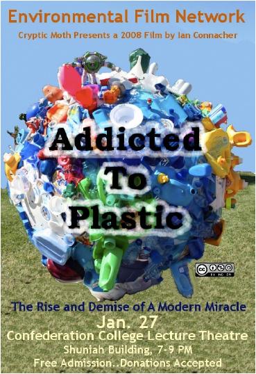 affiche du film Accros au plastique