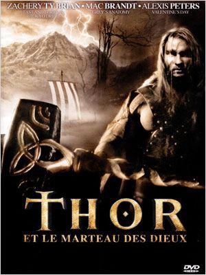 affiche du film Thor et le marteau des dieux (TV)