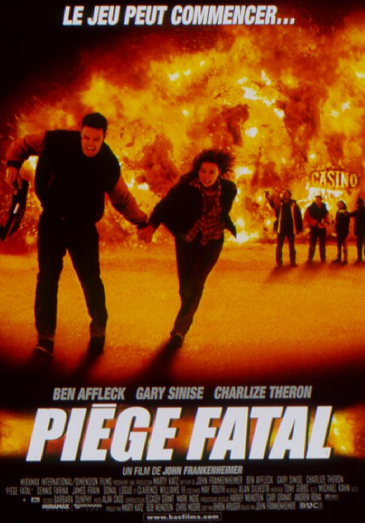 affiche du film Piège fatal