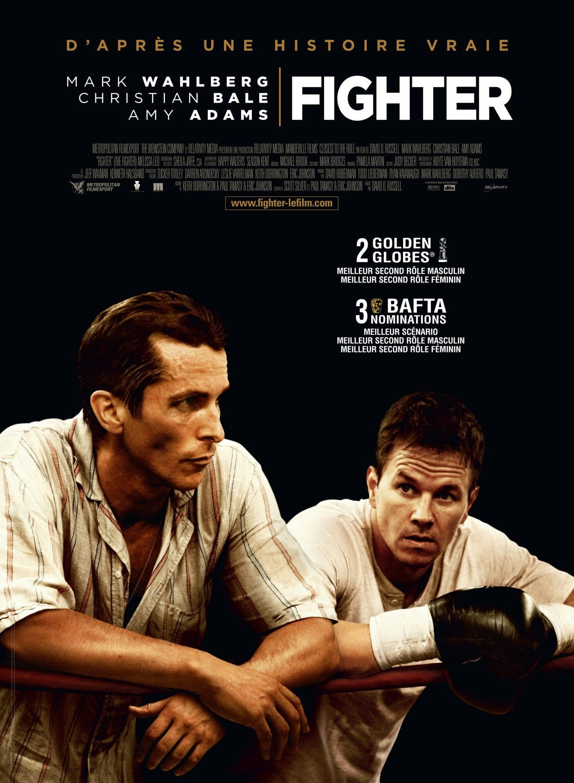 affiche du film Fighter