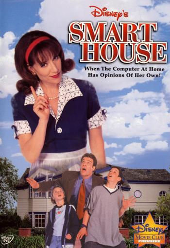 affiche du film La Maison du futur (TV)