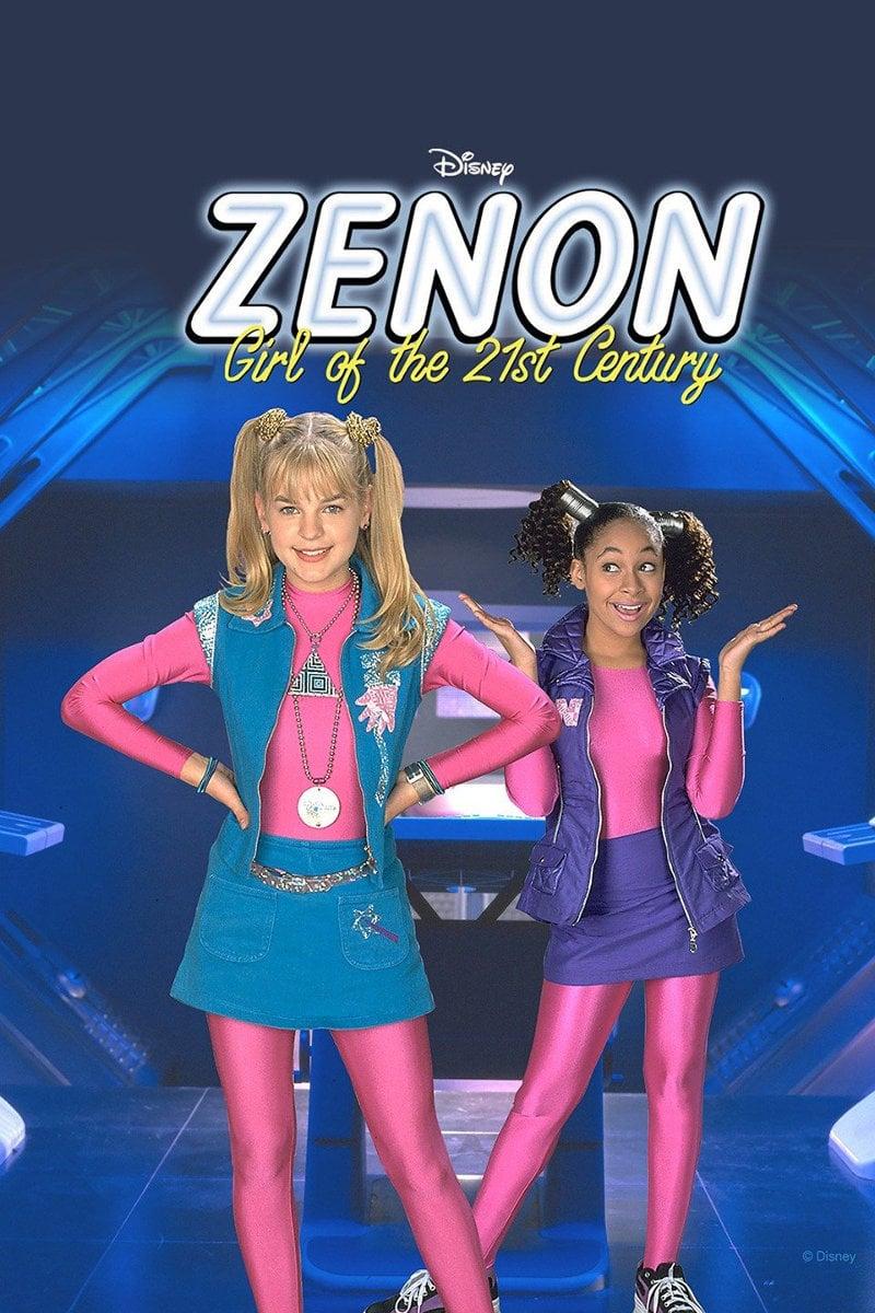 affiche du film Zenon, la Fille du 21ème Siècle (TV)